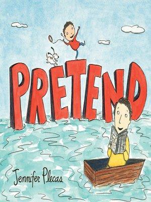 cover image of Pretend