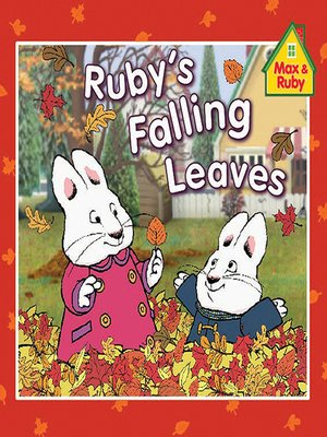cover image of Ruby's Falling Leaves
