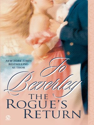 cover image of The Rogue's Return