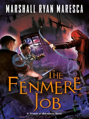 cover image of The Fenmere Job