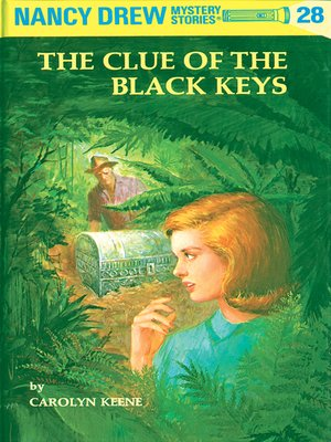 cover image of The Clue of the Black Keys