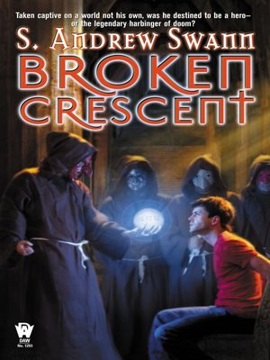 cover image of Broken Crescent