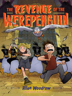 cover image of The Revenge of the Werepenguin