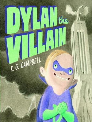 cover image of Dylan the Villain