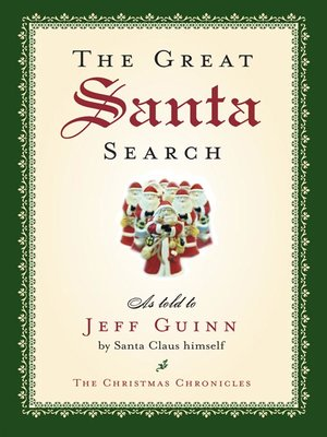 cover image of The Great Santa Search