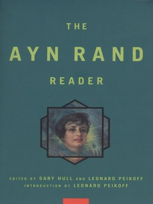 cover image of Ayn Rand Reader