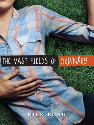 cover image of The Vast Fields of Ordinary
