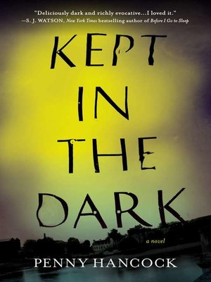 cover image of Kept in the Dark