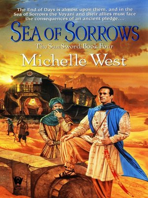 cover image of Sea of Sorrows