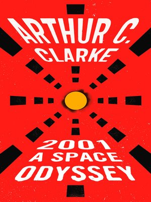 cover image of 2001: A Space Odyssey