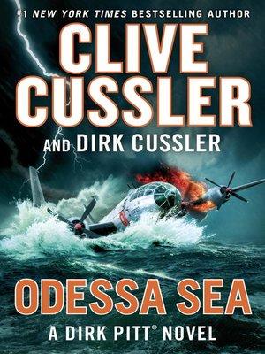 cover image of Odessa Sea