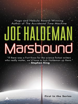 cover image of Marsbound