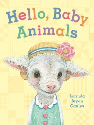 cover image of Hello, Baby Animals