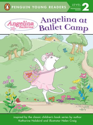 cover image of Angelina at Ballet Camp