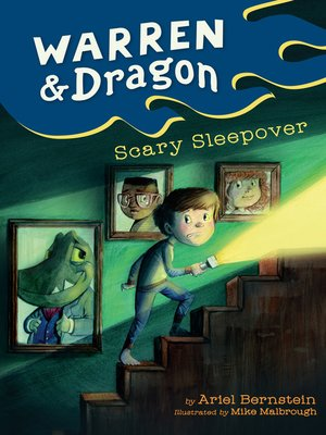 cover image of Warren & Dragon Scary Sleepover
