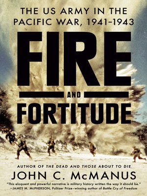 cover image of Fire and Fortitude