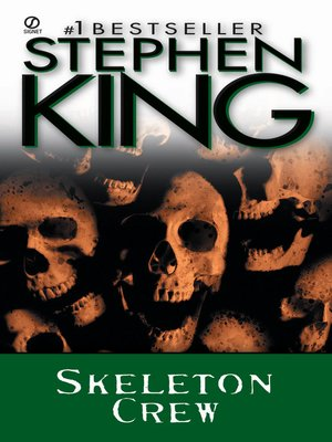 cover image of Skeleton Crew