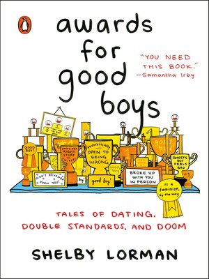 cover image of Awards for Good Boys