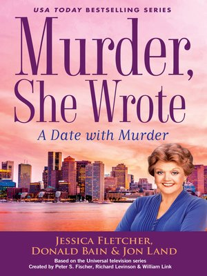cover image of Murder, She Wrote--A Date with Murder