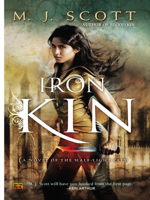 cover image of Iron Kin