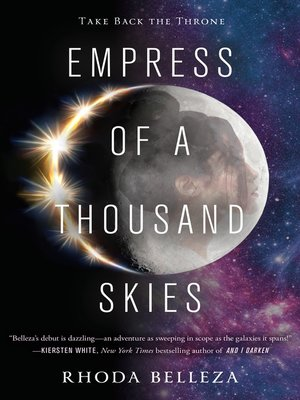 cover image of Empress of a Thousand Skies
