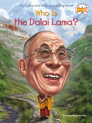 cover image of Who Is the Dalai Lama?