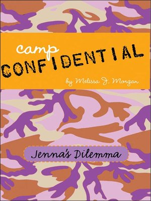 cover image of Jenna's Dilemma