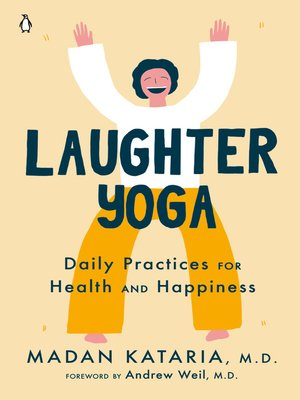 Laughter Yoga Book Cover