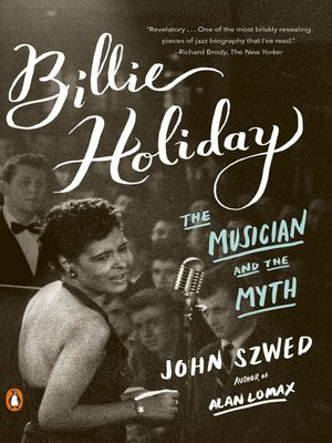 cover image of Billie Holiday