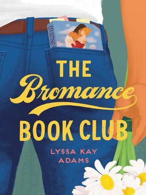 cover image of The Bromance Book Club