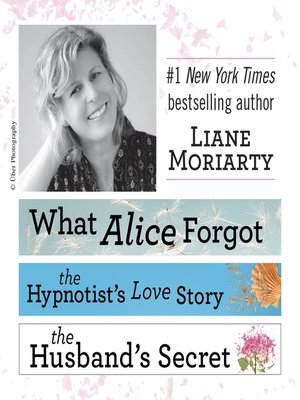 cover image of Three Novels by Liane Moriarty