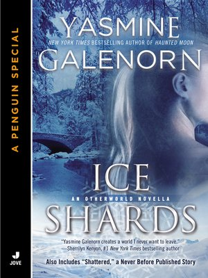 cover image of Ice Shards