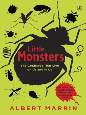 cover image of Little Monsters