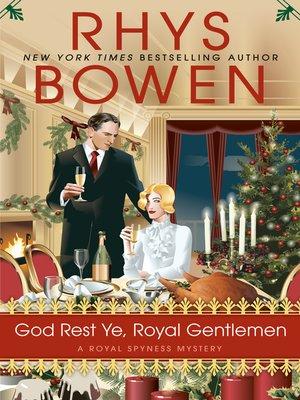 cover image of God Rest Ye, Royal Gentlemen