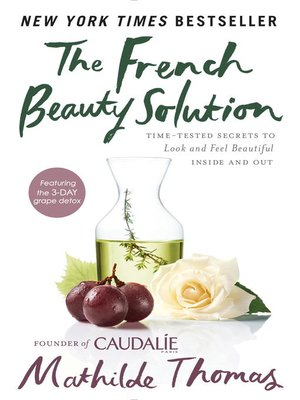 cover image of The French Beauty Solution