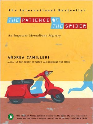 cover image of The Patience of the Spider