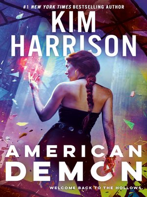 cover image of American Demon