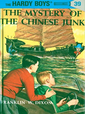 cover image of The Mystery of the Chinese Junk