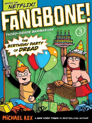cover image of The Birthday Party of Dread