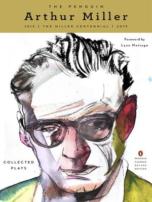 cover image of The Penguin Arthur Miller