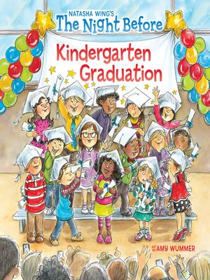 cover image of The Night Before Kindergarten Graduation