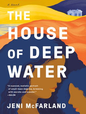 The House of Deep Water Book Cover