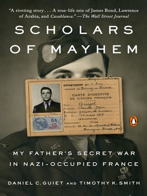 cover image of Scholars of Mayhem