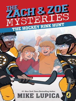 cover image of The Hockey Rink Hunt