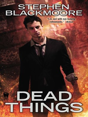 cover image of Dead Things