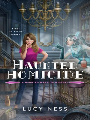 cover image of Haunted Homicide
