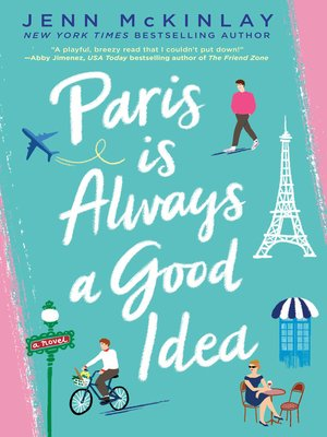 cover image of Paris Is Always a Good Idea