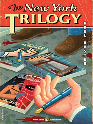 cover image of The New York Trilogy