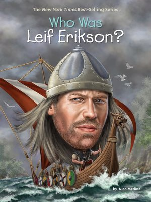 cover image of Who Was Leif Erikson?