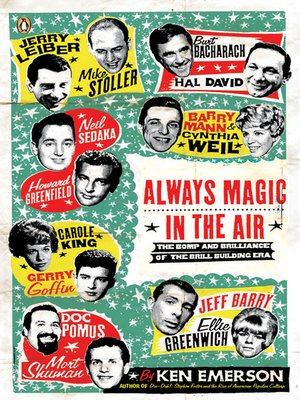 cover image of Always Magic in the Air